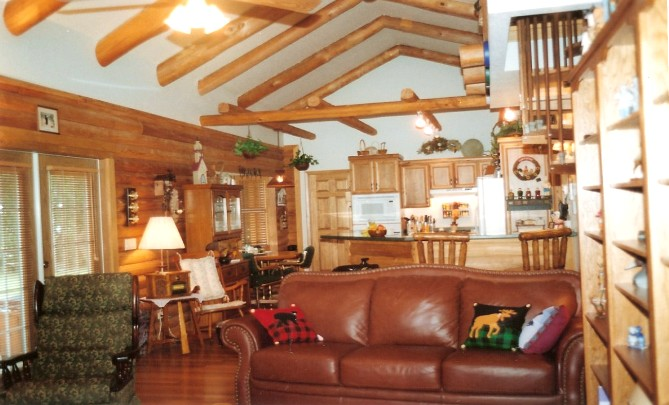 Log Home Photos!